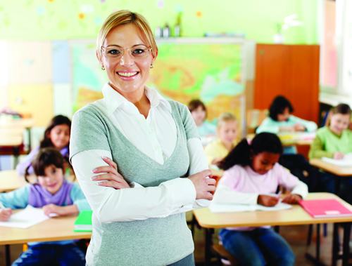 teacher by Skynesher istock