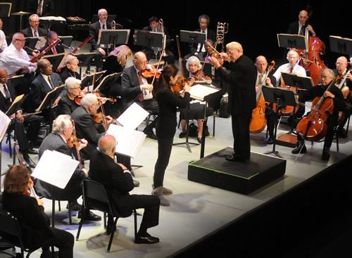 Senior Concert Orchestra