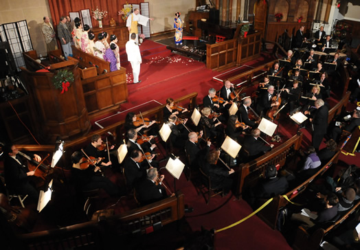 Musicians in the New York Grand Opera recently won a renewal contract.