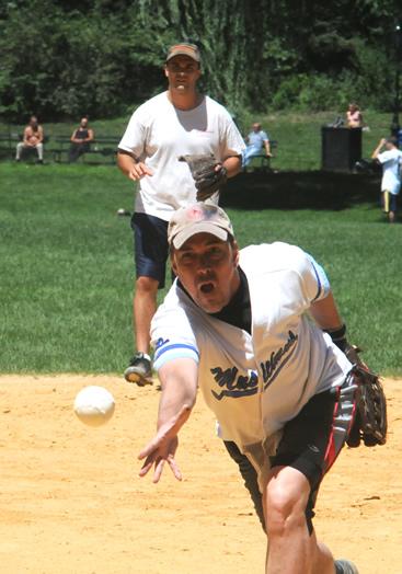 Pat Dabdoub throws a fast one