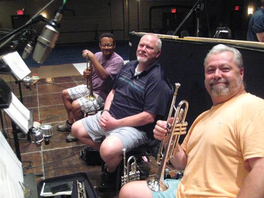 Wayne DuMaine, Chris Jaudes and Phil Granger