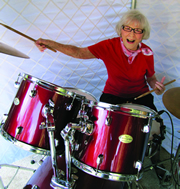 Viola Smith at 100