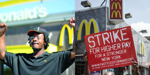 Over the past 14 months, fast food workers from around the country have mobilized for living wages. In November 2012, over 200 fast-food workers struck at more than 20 restaurants in New York City. It was the first such strike in the history of the fast-food industry. A similar one-day strike occurred on Dec. 5, this time in 200 cities across the country. It was the same day that Nelson Mandela died, and it was a fitting tribute to his memory.