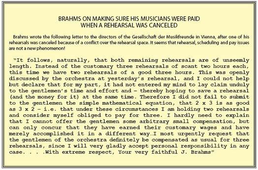 Brahms letter 1