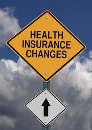 Health plan changes sign by RedDaxLuma ISTOCK