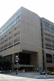 LaGuardia High School, next to Lincoln Center.
