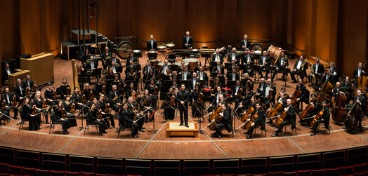 CLASSICAL MUSIC ON THE RISE: The Houston Symphony recently raised over $2.5 million in one evening on the heels of consecutive years of record-breaking fundraising. Photo: Jeff Fitlow
