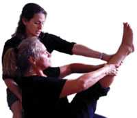 Karin Fantus will be teaching a free series of bodywork and Pilates classes.