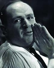 The cellist, composer and arranger Alan Shulman in 1954.