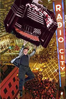 George Flying Organ