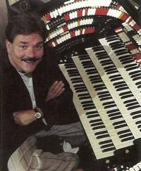 George at the RC Organ