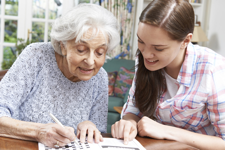 The Actors Fund is offering an opportunity to spend time with older artists and homebound seniors. Besides being a nice thing to do, volunteering can bring you other benefits. Photo: Highwaystarz-Photography via istockphoto.com