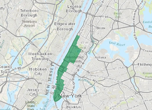 New York S 10th Congressional District New York Us Congressional District 10 Since 2013
