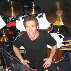 Local 802 member and percussionist Greg Landes