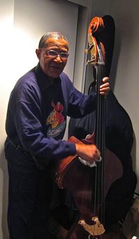 Bob Cranshaw in 2014. Photo: Peter C. Zimmerman