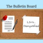 The Bulletin Board – LS-1s Demystified