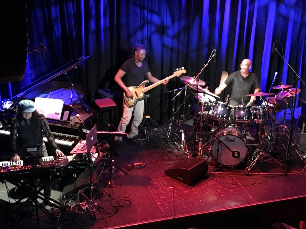 Rachel Z Omar Hakim band