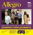 September Allegro is Online!