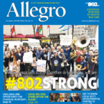 DOWNLOAD A PDF OF THE NOVEMBER 2019 ISSUE OF ALLEGRO (CLICK HERE)