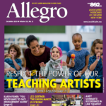 DOWNLOAD A PDF OF THE DECEMBER 2019 ISSUE OF ALLEGRO (CLICK THE LINK BELOW)