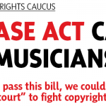 THE CASE ACT CAN HELP MUSICIANS