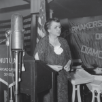 A PIONEERING WOMAN FOR LABOR RIGHTS
