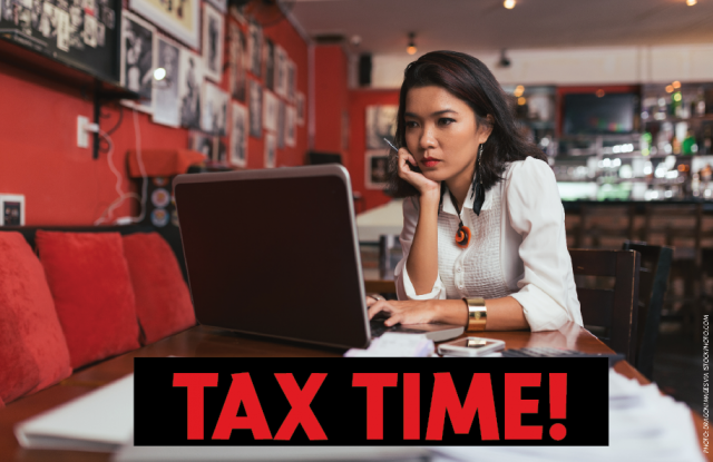 Tax Time Local 802 Afm
