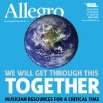 April Allegro is Online!