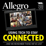 DOWNLOAD A PDF OF THE MAY 2020 ISSUE OF ALLEGRO (CLICK THE LINK BELOW)