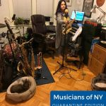 #MusiciansofNY: Quarantine Edition