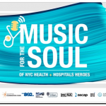 "Mayor's Office of Media and Entertainment,  NYC Health + Hospitals & AFM Local 802 Launch ""Music for the Soul"" of Our Medical Heroes & Their Patients"