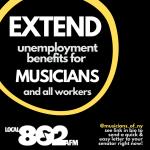 Extend unemployment benefits!