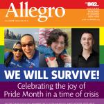 June Allegro is Online!