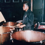 Elayne Jones: Little Lady with a Big Drum